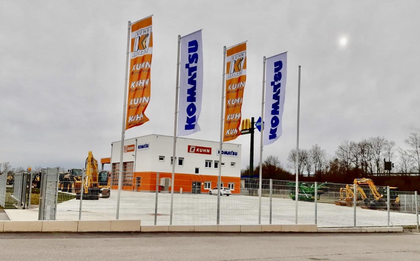 Foto: Kuhn Baumaschinen Deutschland GmbH